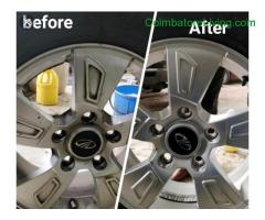 coimbatore -Ceramic coating