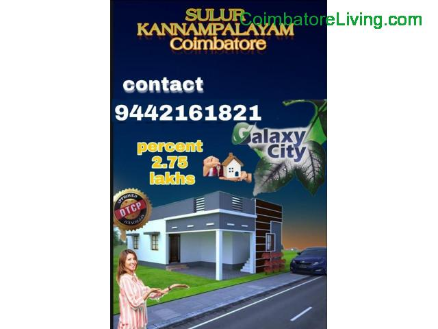 coimbatore - Land and House for sale - 1/1