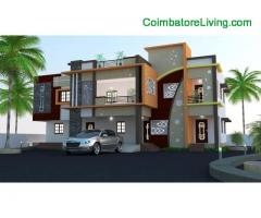 coimbatore -3bhk customized house for sale