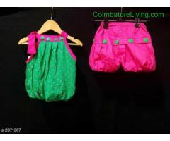 coimbatore -Slinky Girl's Clothing Set