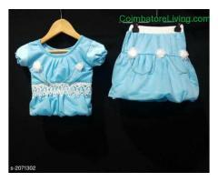 coimbatore -Girl's Clothing Set Vol