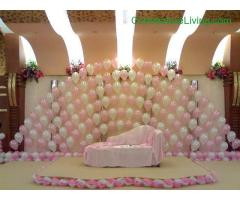 coimbatore -Balloon decorations and photography