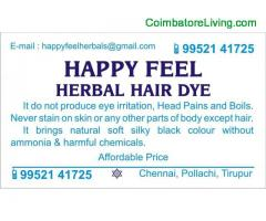 coimbatore -Herbal napkins Herbal hair dye Herbal cosmetics