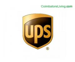 coimbatore -UPS International courier service