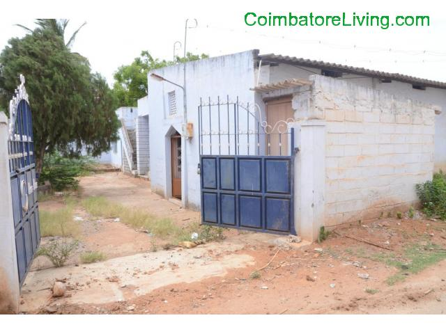 coimbatore - Kuniyamuthur -10 cents land - corner site - less than a km from highway - 1/5
