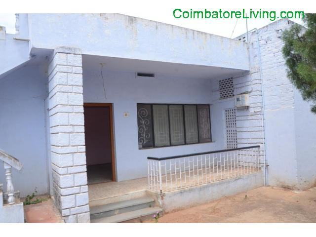 coimbatore - Kuniyamuthur -10 cents land - corner site - less than a km from highway - 2/5