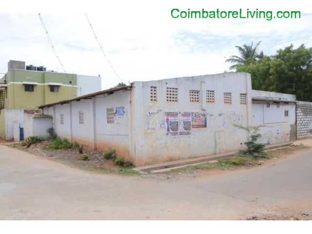 coimbatore - Kuniyamuthur -10 cents land - corner site - less than a km from highway - 4/5