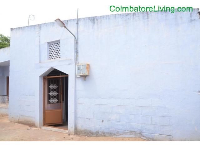 coimbatore - Kuniyamuthur -10 cents land - corner site - less than a km from highway - 5/5