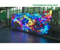 coimbatore -Transparent Led Screen