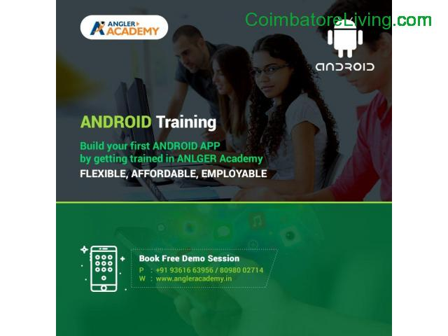 coimbatore - android training center in Coimbatore - 1/1