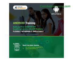coimbatore -android training center in Coimbatore