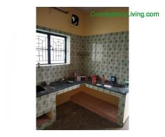 coimbatore - 3-bedroom INDIVIDUAL HOUSE for rent near Saravanampatti