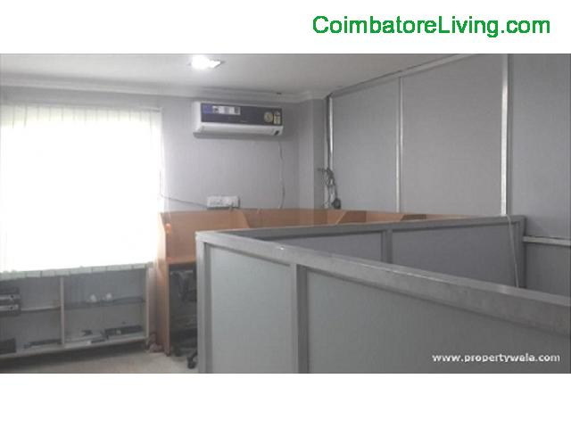 coimbatore - Available fully furnished office for rent in Coimbatore - 3/3