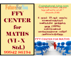 coimbatore -Coaching Classes on MATHEMATICS!