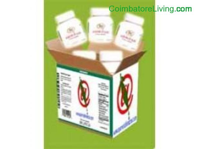 coimbatore - AROGYAM PURE HERBS KIT FOR IRRITABLE BOWEL SYNDROME - 1/1