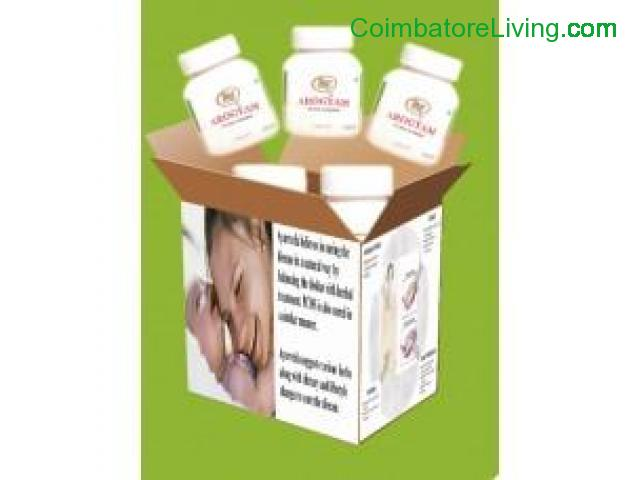 coimbatore - AROGYAM PURE HERBS KIT FOR PCOS/PCOD - 1/1