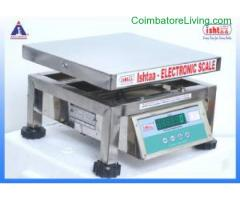 coimbatore -Accurate Electronics Weighing Scales