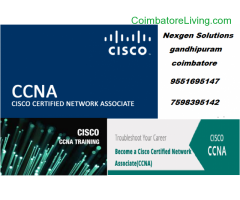 coimbatore -CCNA Routing and Switching