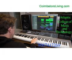 coimbatore -Learn Music Production and Audio Engineering