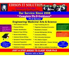 coimbatore -ph.d guidance and development