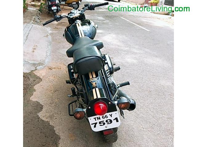 coimbatore - Selling of Royal Enfield classic 350 - 3/4