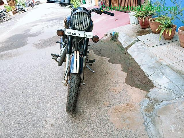 coimbatore - Selling of Royal Enfield classic 350 - 4/4