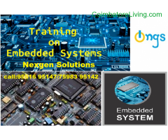 coimbatore - Embedded Course Training