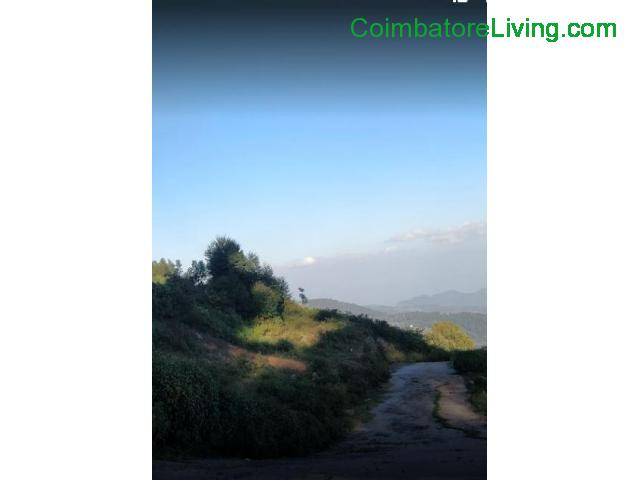 coimbatore - DTCP approved Residential Plots for sale at Kodaikanal - 6/49