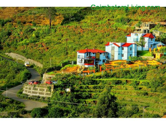 coimbatore - DTCP approved Residential Plots for sale at Kodaikanal - 26/49