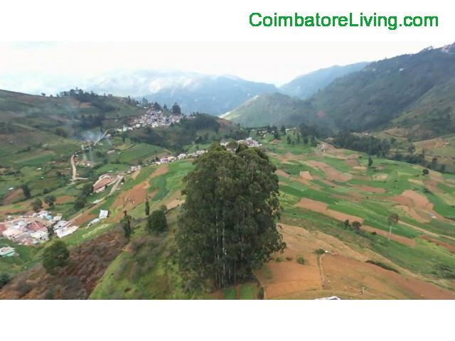 coimbatore - DTCP approved Residential Plots for sale at Kodaikanal - 32/49