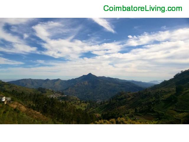 coimbatore - DTCP approved Residential Plots for sale at Kodaikanal - 33/49