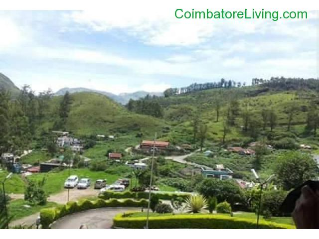 coimbatore - DTCP approved Residential Plots for sale at Kodaikanal - 41/49