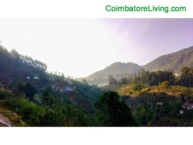 coimbatore - DTCP approved Residential Plots for sale at Kodaikanal - 46/49