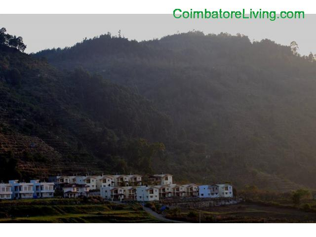 coimbatore - DTCP approved Residential Plots for sale at Kodaikanal - 47/49