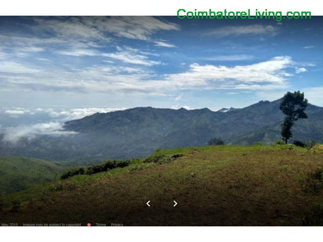 coimbatore - DTCP approved Residential Plots for sale at Kodaikanal - 3/49