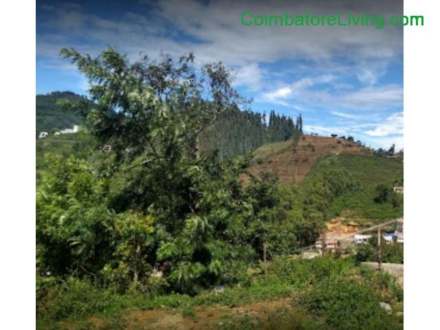 coimbatore - DTCP approved Residential Plots for sale at Kodaikanal - 11/49
