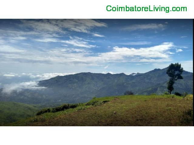 coimbatore - DTCP approved Residential Plots for sale at Kodaikanal - 12/49