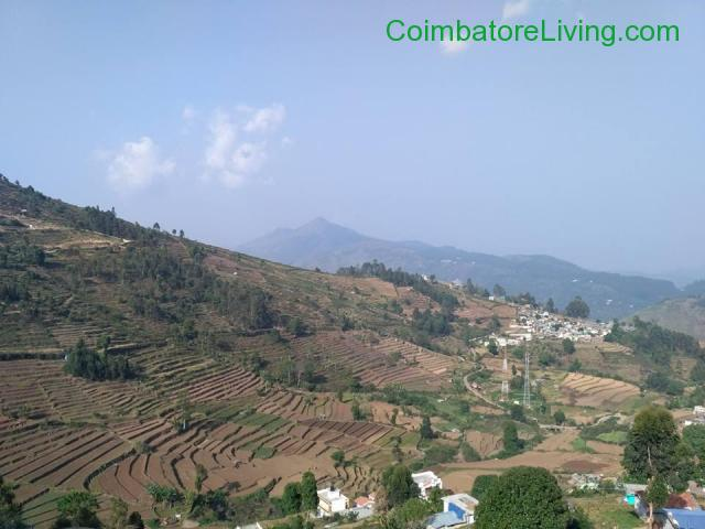 coimbatore - DTCP approved Residential Plots for sale at Kodaikanal - 35/49