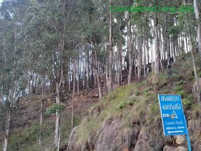coimbatore - DTCP approved Residential Plots for sale at Kodaikanal - 36/49