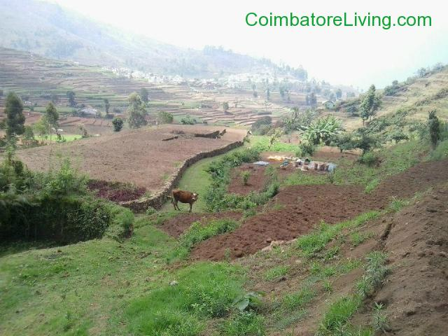 coimbatore - DTCP approved Residential Plots for sale at Kodaikanal - 39/49