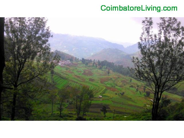 coimbatore - DTCP approved Residential Plots for sale at Kodaikanal - 40/49