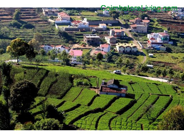 coimbatore - DTCP approved Residential Plots for sale at Kodaikanal - 42/49