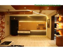 coimbatore - 2&3BHK Luxuries Semi Furnished Apartment for sales at Vadavalli