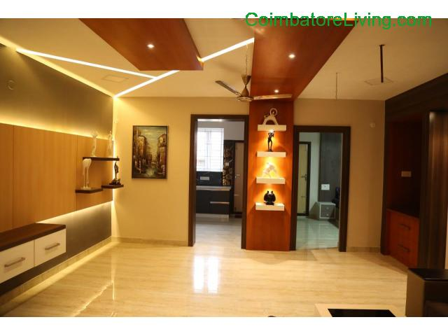 coimbatore - 2&3BHK Luxuries Semi Furnished Apartment for sales at Vadavalli - 4/28