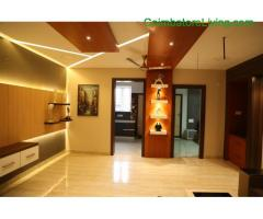coimbatore - 2&3BHK Luxuries Semi Furnished Apartment for sales at Vadavalli - Image 4/28