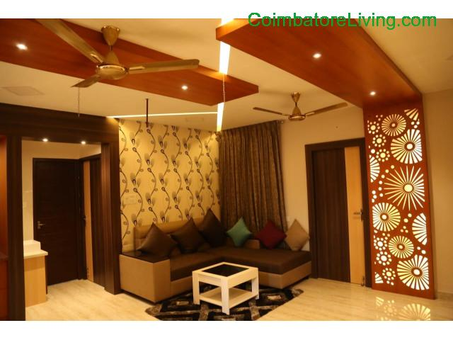 coimbatore - 2&3BHK Luxuries Semi Furnished Apartment for sales at Vadavalli - 5/28