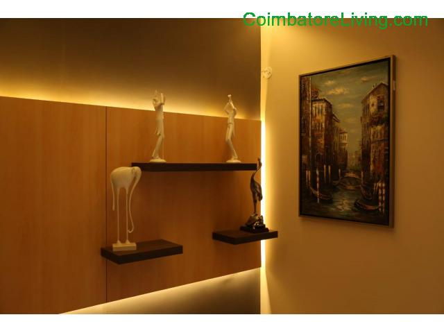 coimbatore - 2&3BHK Luxuries Semi Furnished Apartment for sales at Vadavalli - 6/28