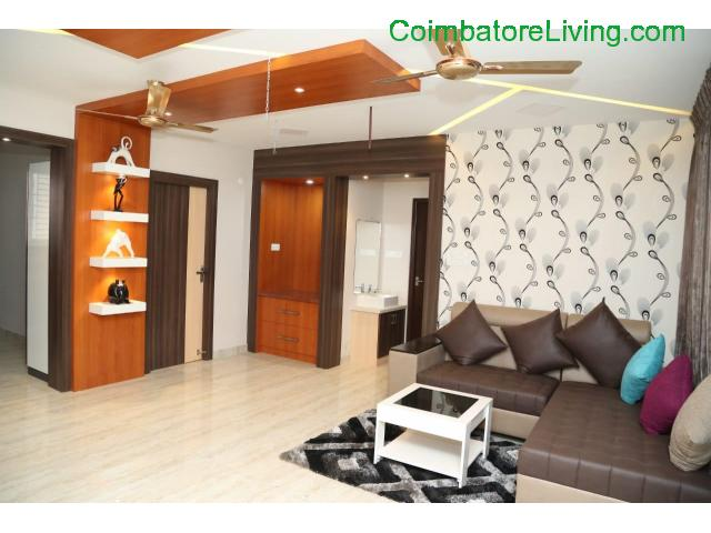 coimbatore - 2&3BHK Luxuries Semi Furnished Apartment for sales at Vadavalli - 8/28