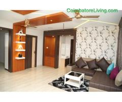 coimbatore - 2&3BHK Luxuries Semi Furnished Apartment for sales at Vadavalli - Image 8/28