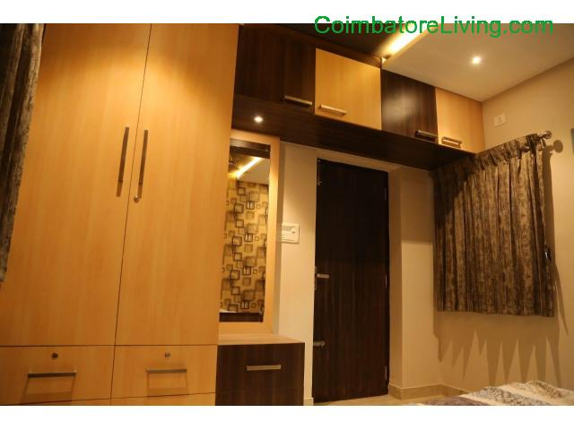 coimbatore - 2&3BHK Luxuries Semi Furnished Apartment for sales at Vadavalli - 9/28